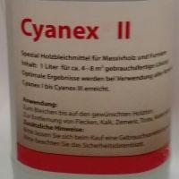 Produktbild zu: CYANEX II (Bleichmittel) - 1 Liter