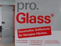 Produktbild zu: pro.Glass® Matt für Mattglas-Flächen